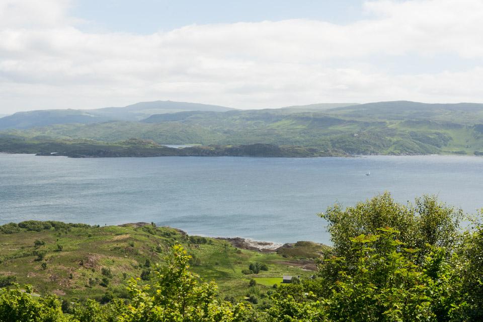 Ardnamurchan view