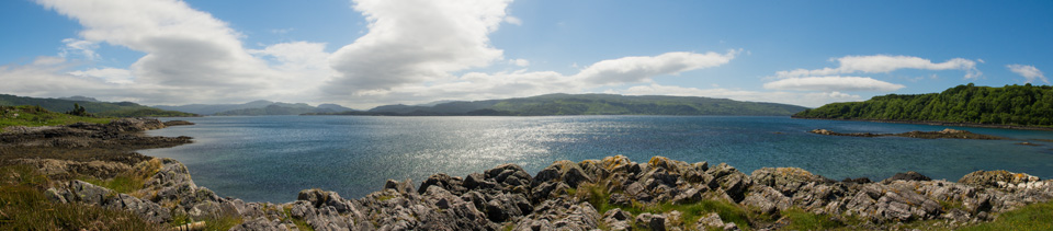 Ardnamurchan panoramic